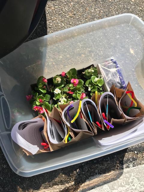 Gardening Club Materials