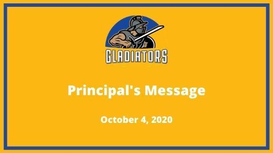 Principal's Update Graphic