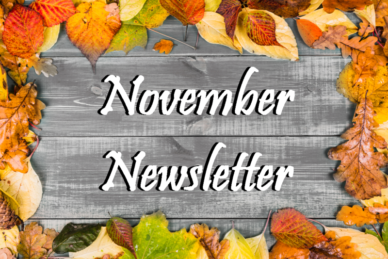 Click here for this month's newsletter Featured Photo
