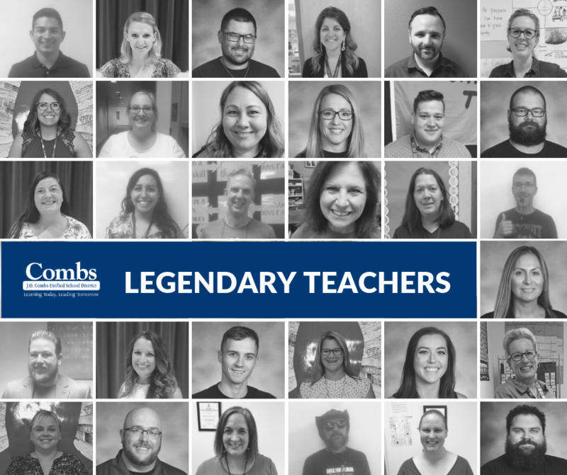 Legendary Teacher Graphic