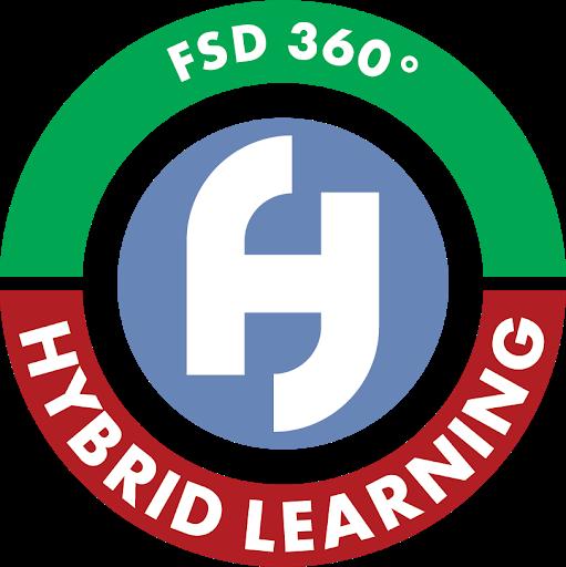 Hybrid Learning Logo