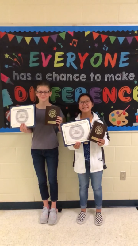 CRMS students honored Featured Photo