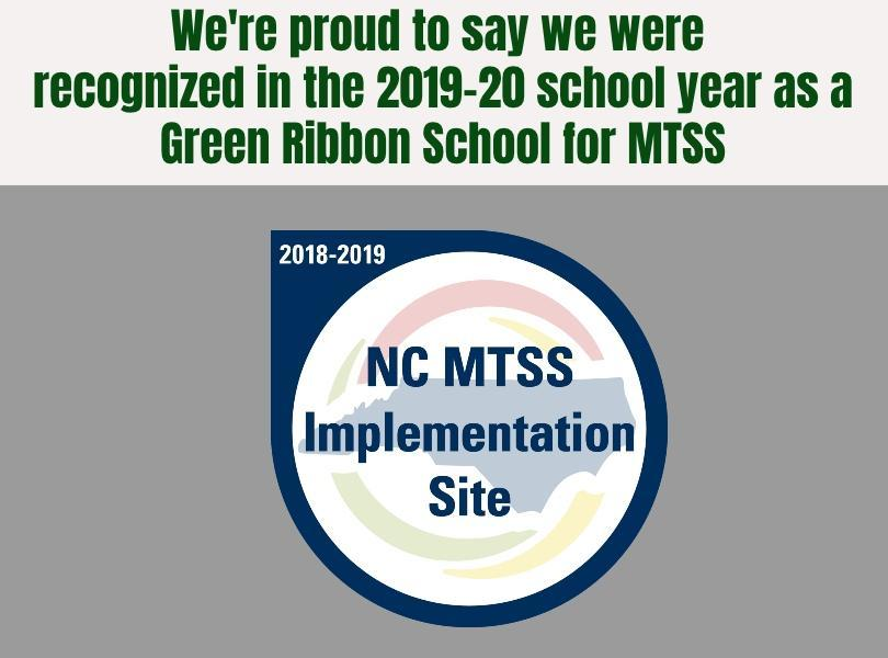 Image of green ribbon recognition