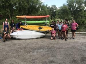 Summer Aquatics Course