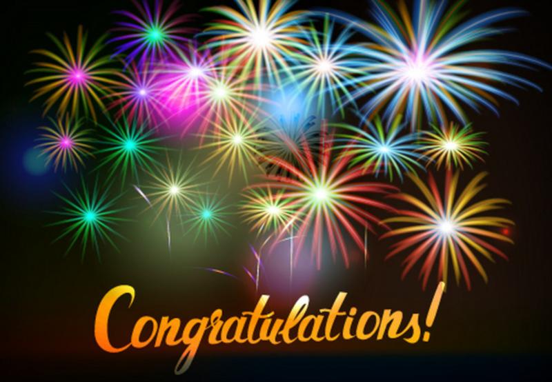 Congratulations Carter! Thumbnail Image