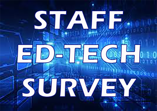 Staff Ed-Tech Survey