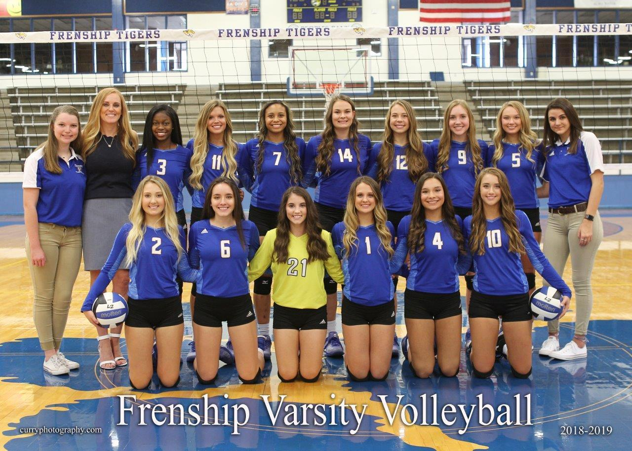 Frenship Varsity Volleyball 2018