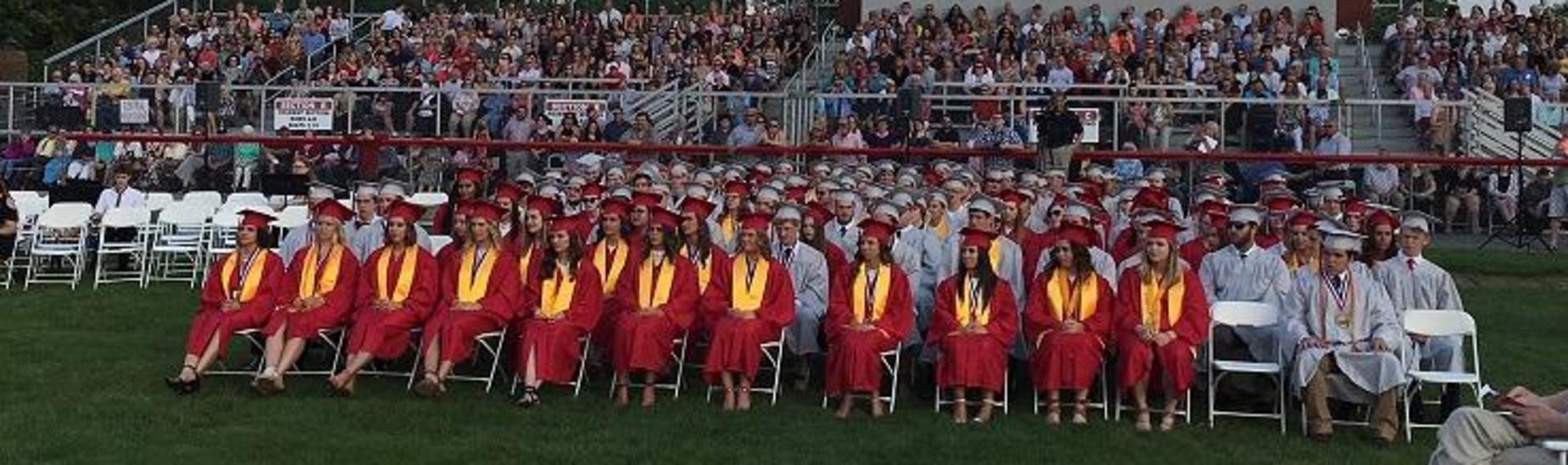 2018 Graduation Picture