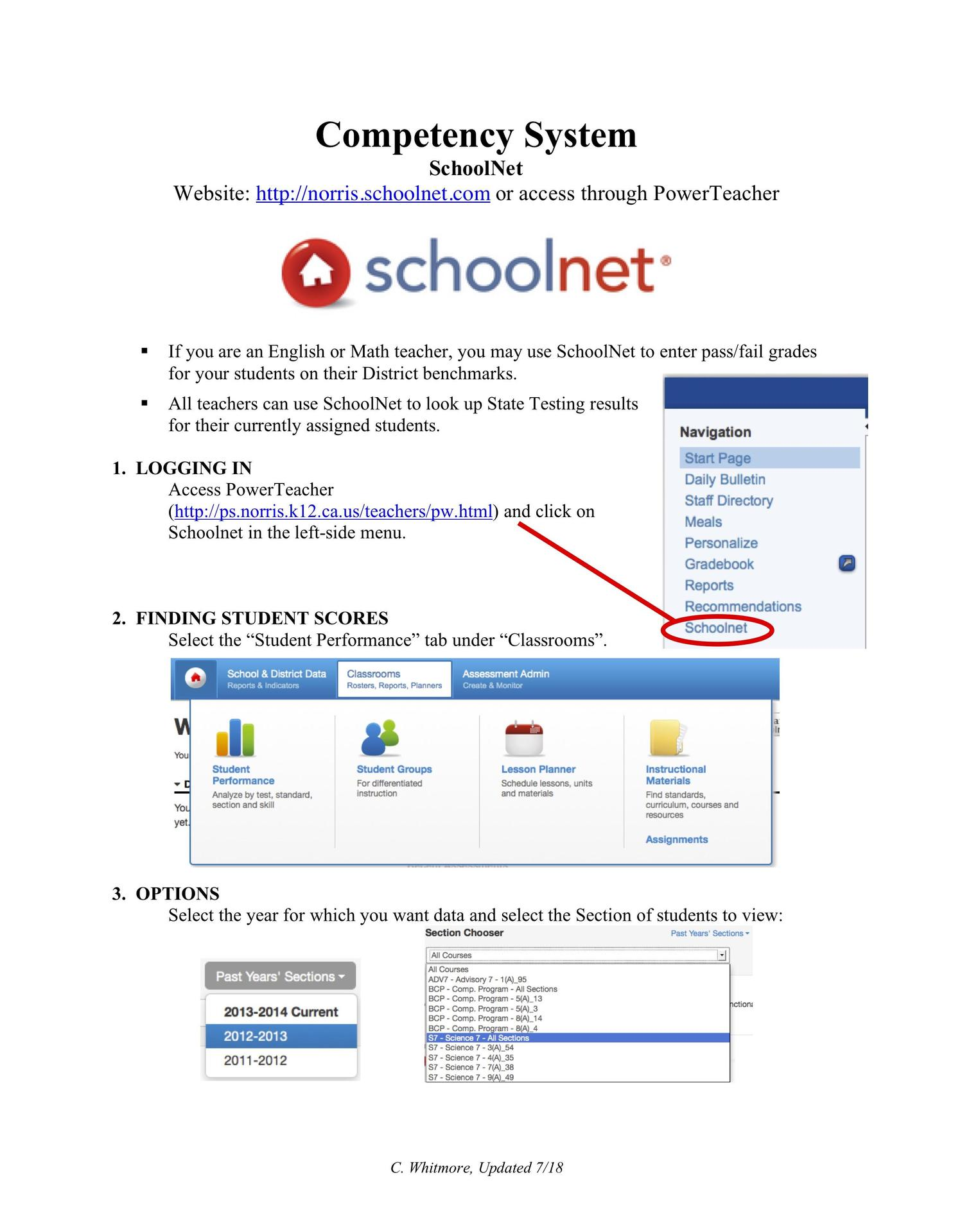 schoolnet help 1