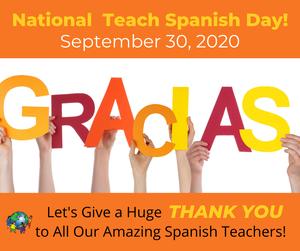 National Teach Spanish Day