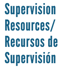 supervision resources