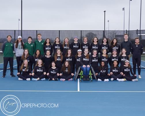 2019 Girls Varsity/JV Tennis