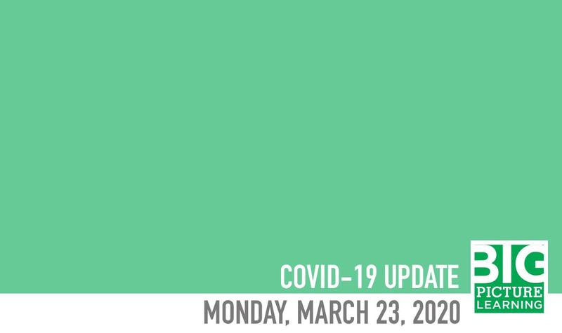 BPL COVID Update for Monday, March 23, 2020 Featured Photo
