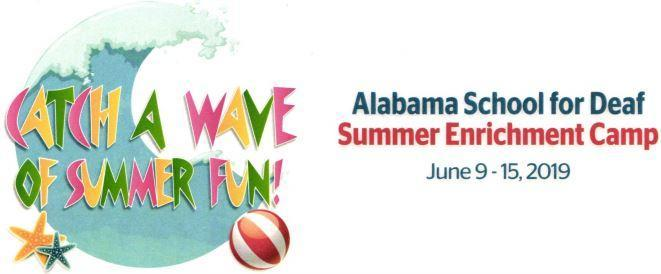 Catch a wave of summer fun at camp for deaf and hard of hearing.