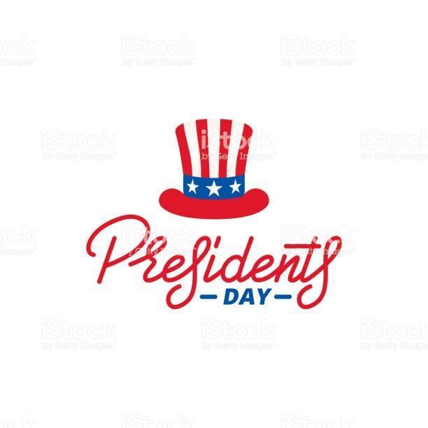 president's day logo