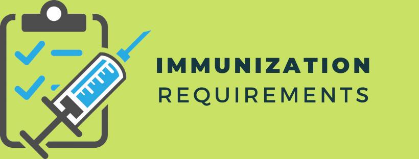Immunizations Graphic