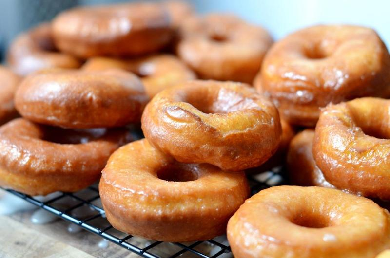 donuts cooling