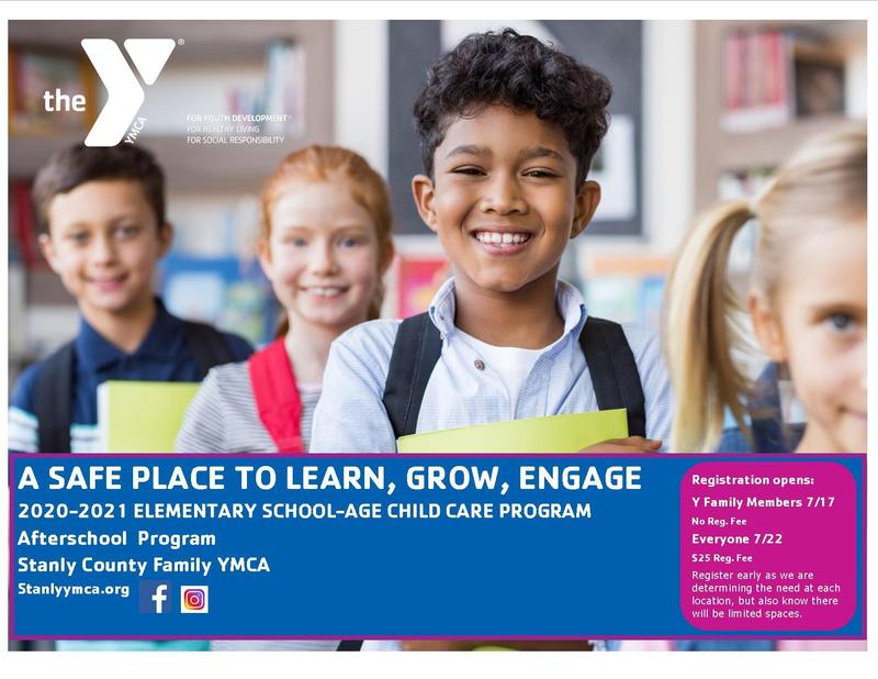 2020-21 YMCA After School Programs Featured Photo