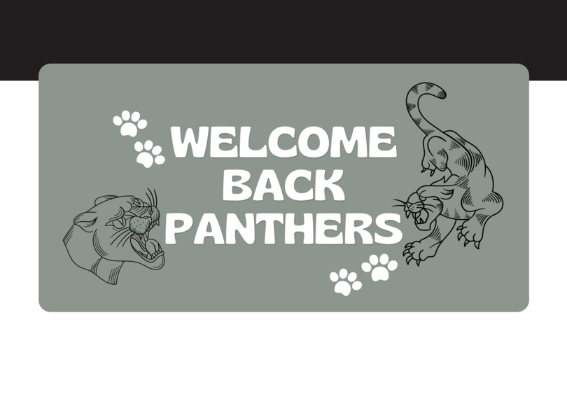 welcome back panthers