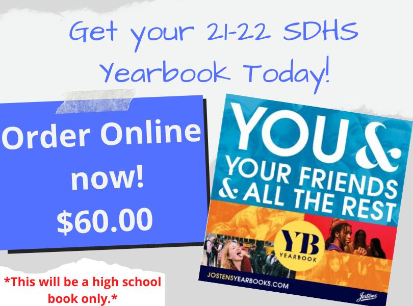 Yearbook Promo - $60.00