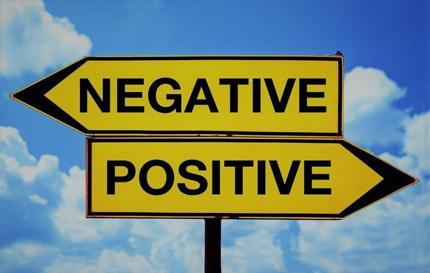 Negative/Positive