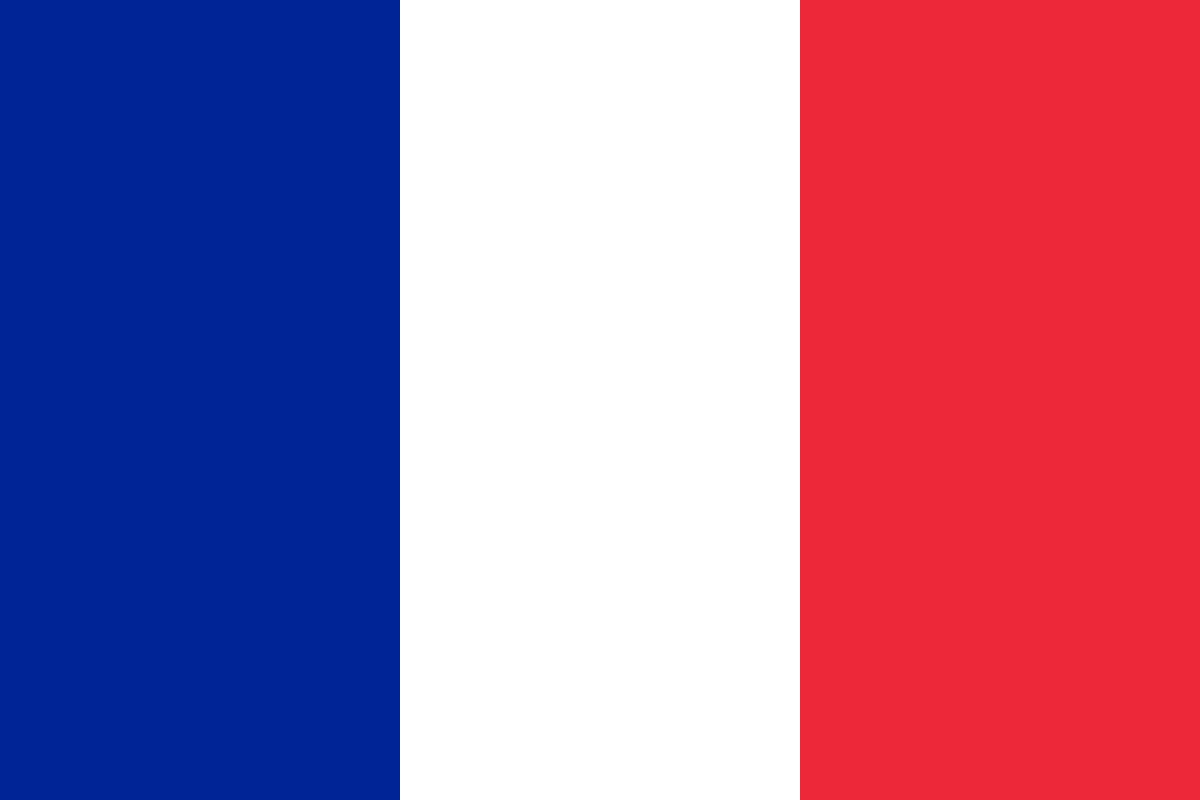 France's flag