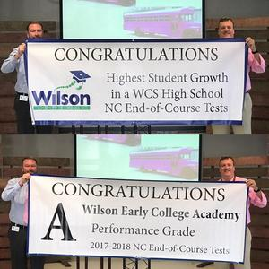 Picture of WECA Banners