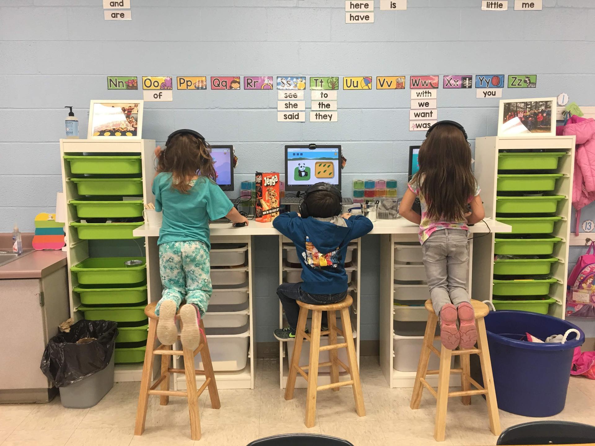 K Class Room Baeten