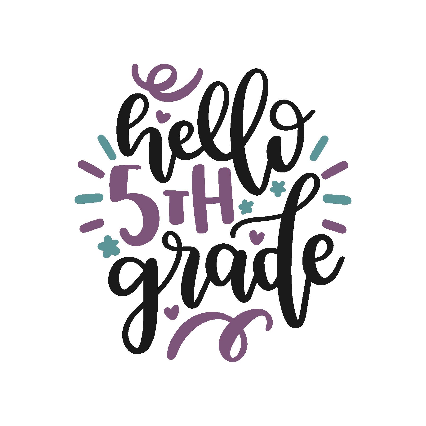 Hello 5th Grade