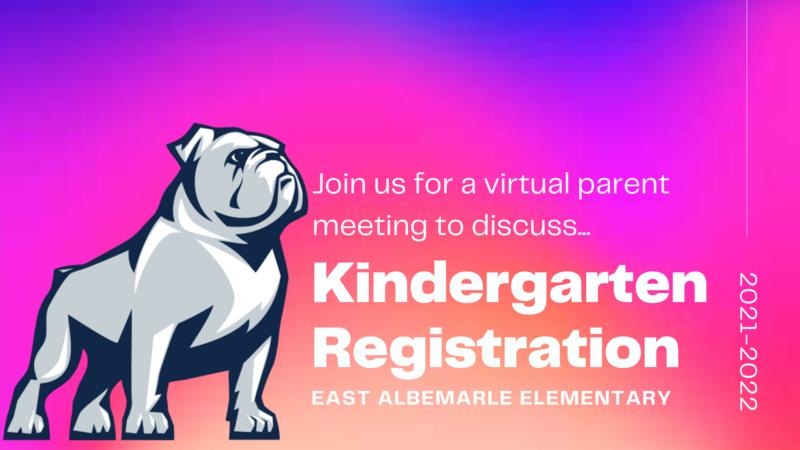 Kindergarten Registration Parent Night Featured Photo