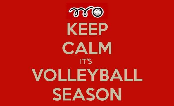 Volleyball Season is Here! Thumbnail Image