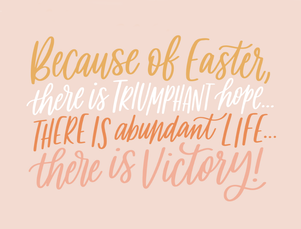 Have a Blessed Easter! Image
