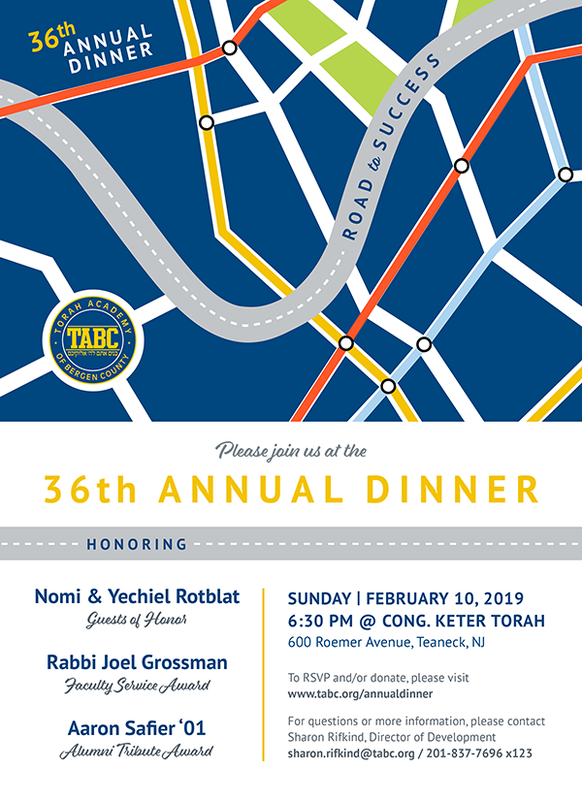 JOIN US FOR THE 36TH ANNUAL DINNER Thumbnail Image