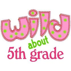 Wild About Fifth Grade