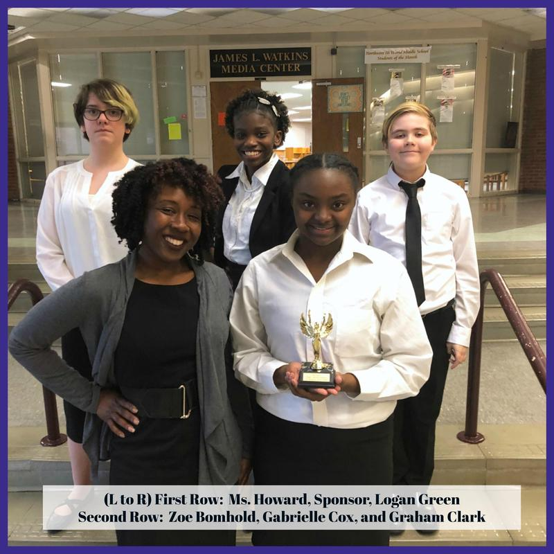 BMS Forensics Participates in Maroon and Gold Invitational Featured Photo