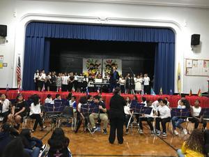 Hispanic Heritage Assembly/performance