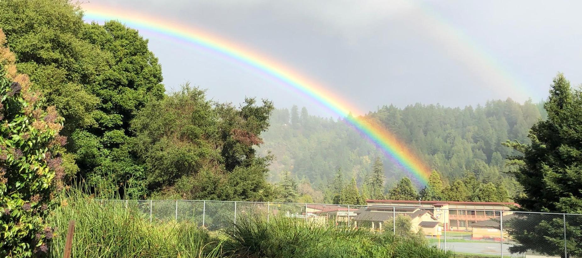 Rainbow over SLVMS