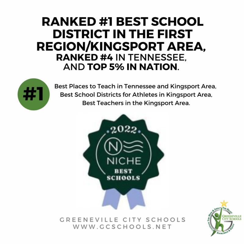 Greeneville City Schools Niche 2022
