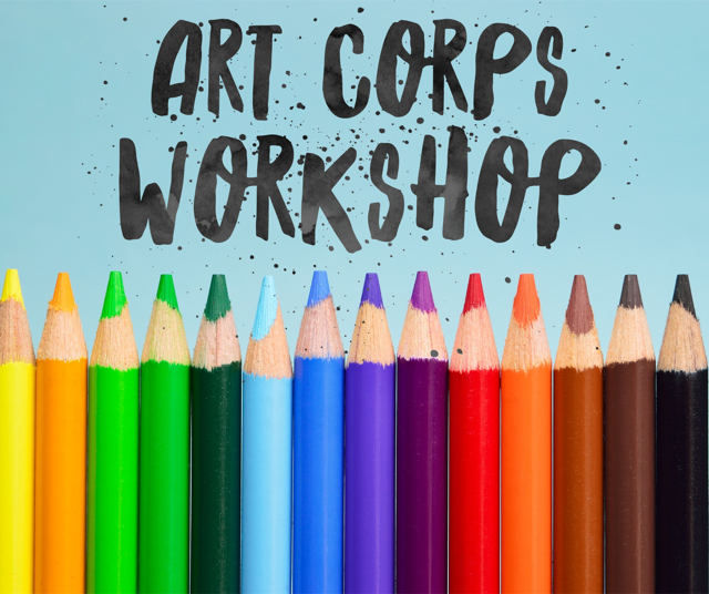 ArtCorps Workshop Featured Photo