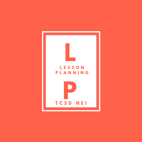 Lesson Planning Badge