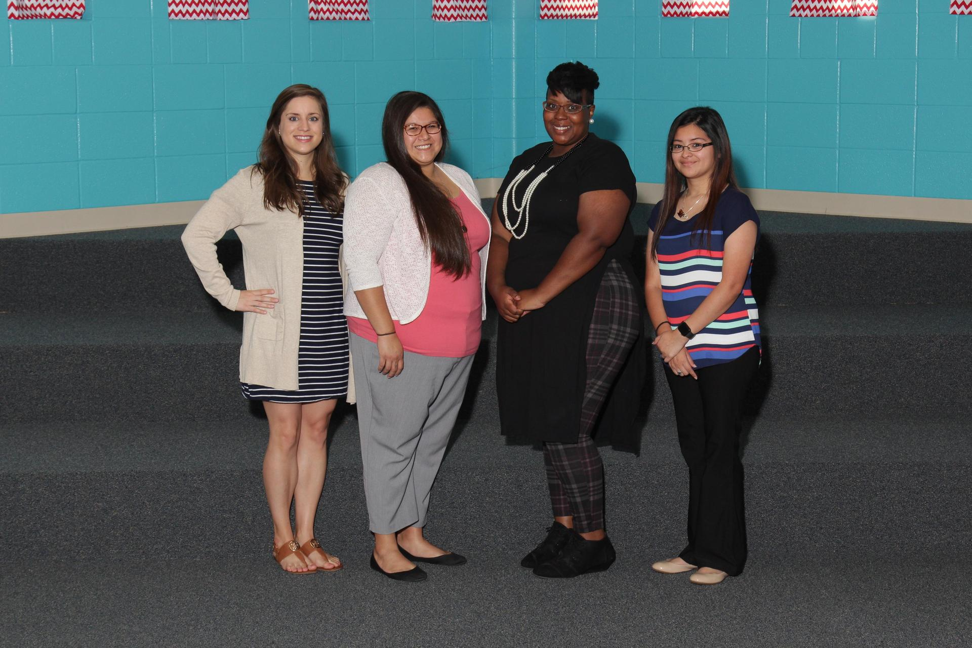 Group photo of PreK Staff