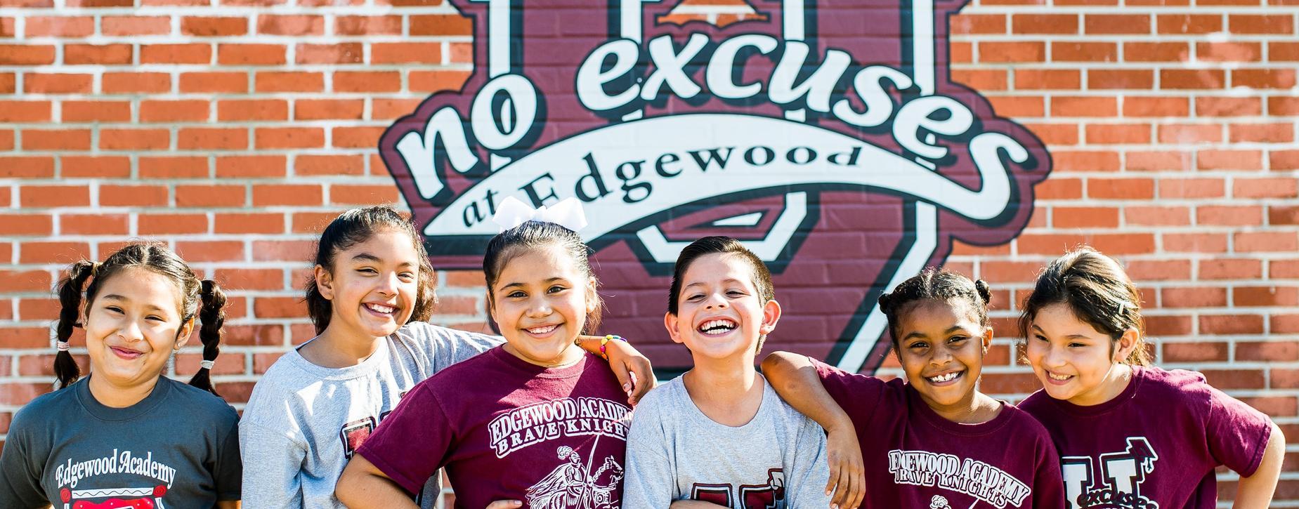 Kids at Edgewood