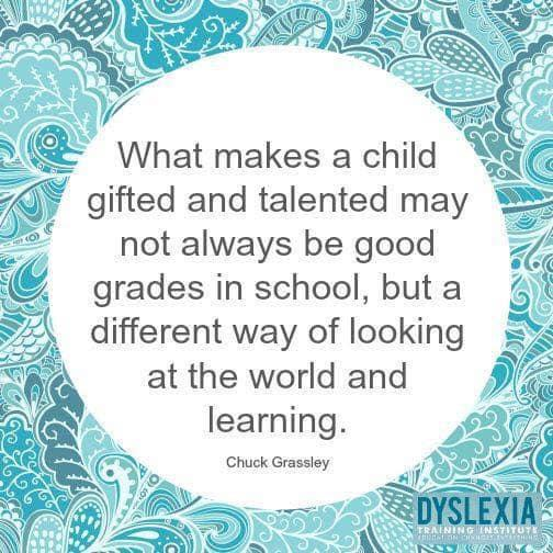 What makes a child gifted and talented