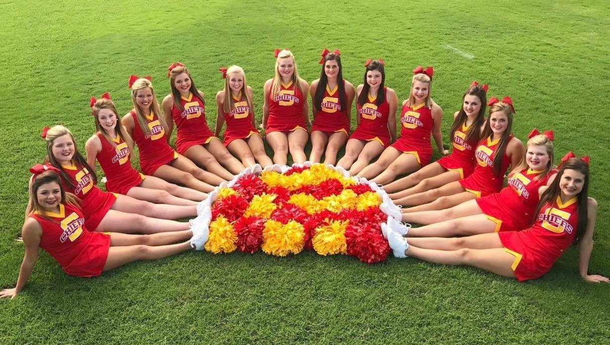 2018-19 Cheerleaders