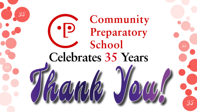 Thank You for Support - 35th Anniversary Celebration Featured Photo
