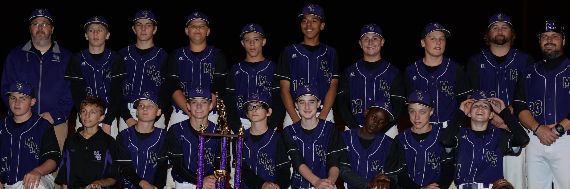 mms baseball team