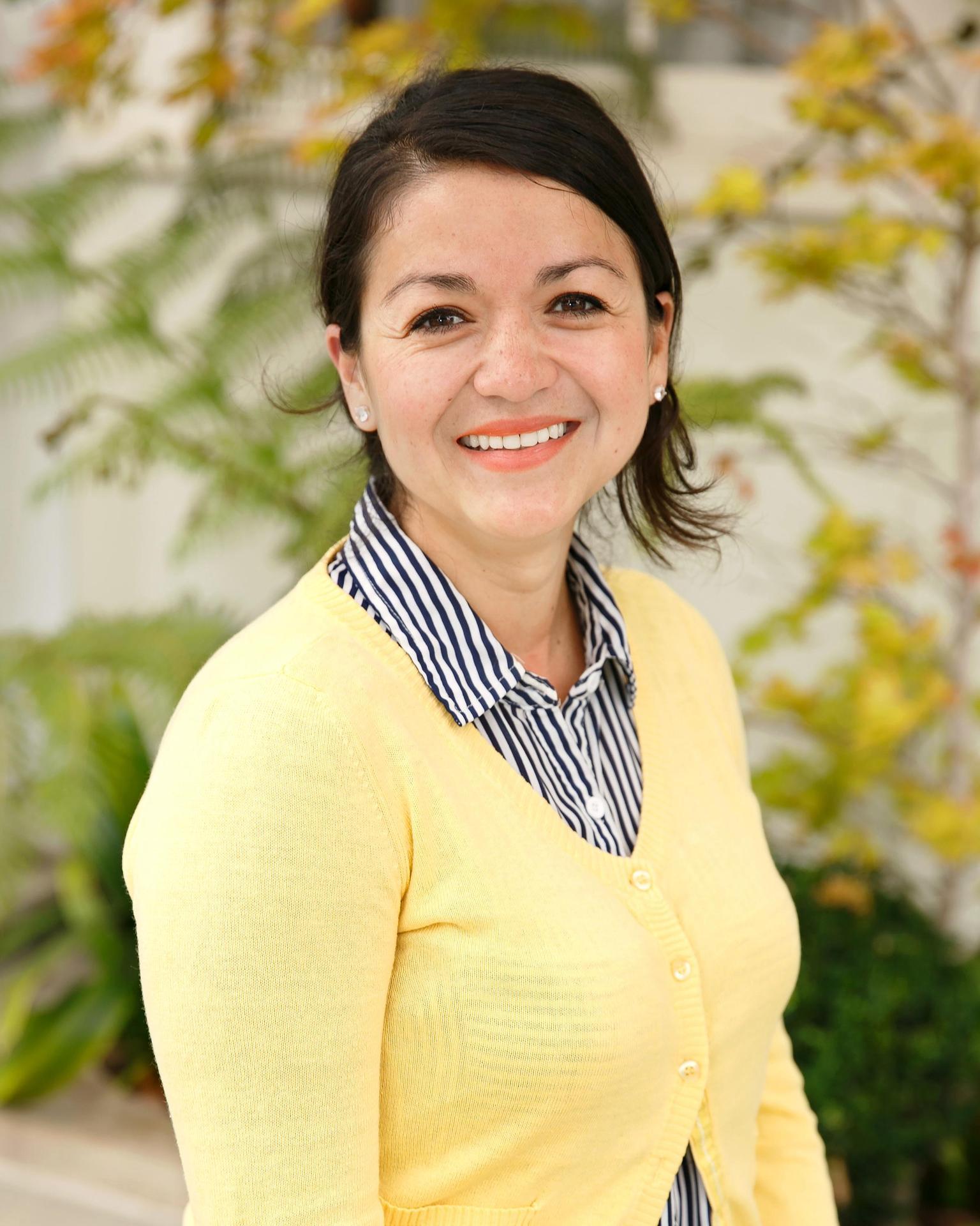 Christina Velasco