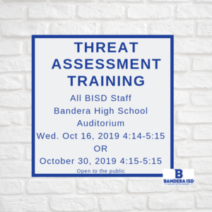 Threat Assessment Training