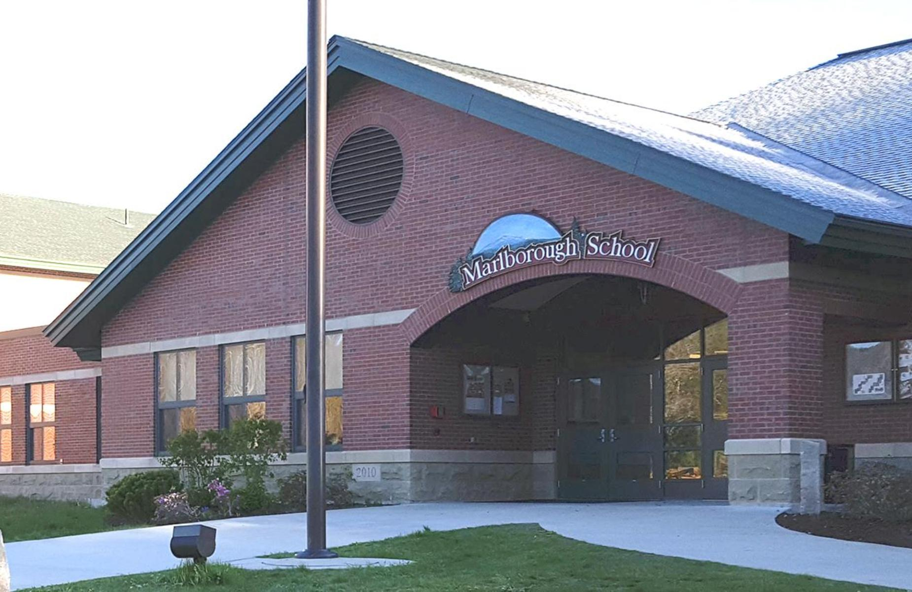 Marlborough School Entryway