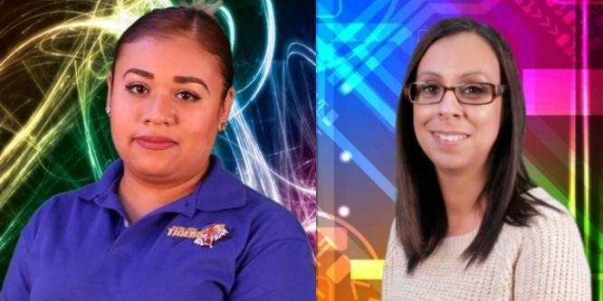 Earning their way to the Tiger Spotlight this week is Mrs. Angela Rivera, Counselor Clerk, and Mrs. Renee Garza, Attendance Clerk. Thumbnail Image